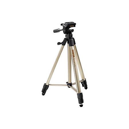 "ToCAD Sunpak 8001UT Video/Photo Tripod - 20.9"" to 60.2"" Height - 6.6 lb Load Capacity"