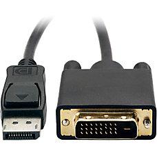 VisionTek DisplayPort to SL DVI 18M