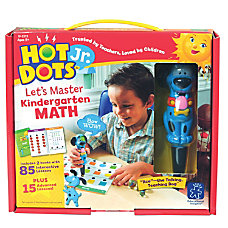Educational Insights Hot Dots Jr Lets