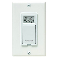 Honeywell 7 Day Programmable Timer For