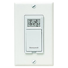 Honeywell 7 Day Programmable Light Switch