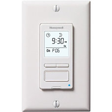 Honeywell ECONOSwitch Programmable Light Switch Timer