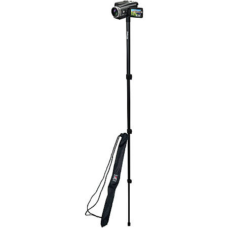 "Norazza TD140 Monopod - 15.79"" to 52.17"" Height - 3.3 lb Load Capacity"