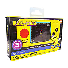 MyArcade Retro Handheld Ms Pac Man
