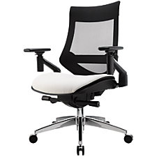 WorkPro 1500 Series Bonded Leather Mid