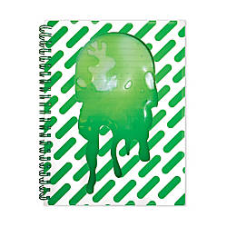 Nickelodeon Slime Squishy Slime Journal 6