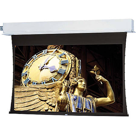 """Da-Lite Tensioned Advantage Electrol 113"""" Electric Projection Screen - Yes - 16:10 - Da-Mat - 60"""" x 96"""" - Ceiling Mount"""