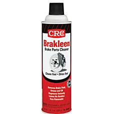 CRC Brakleen Brake Parts Cleaners 20