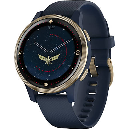 Garmin Captain Marvel Legacy Hero Smart Watch