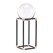 Zuo Modern Black Orb Large