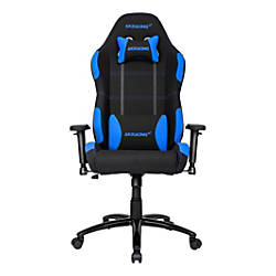 Super Akracing Core Series Ex Gaming Chair Black Blue Item 9951093 Machost Co Dining Chair Design Ideas Machostcouk