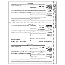 ComplyRight 3922 InkjetLaser Tax Forms Employee