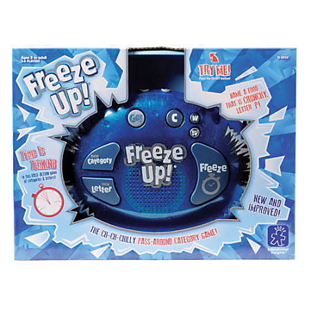 """Educational Insights Freeze Up!® Game, 7 3/8""""H x 5 1/2""""W x 1 3/4""""D"""