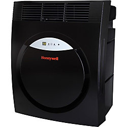 Honeywell Portable Air Conditioner - Cooler - 2344.57 W Cooling Capacity - 300 Sq. ft. Coverage - Yes - Washable - Remote Control - Black