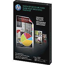HP Glossy BrochureFlyer Paper 11 x