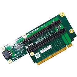 Supermicro RSC R2UT 2E8R 2 port