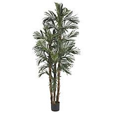 Nearly Natural 6H Silk Robellini Palm