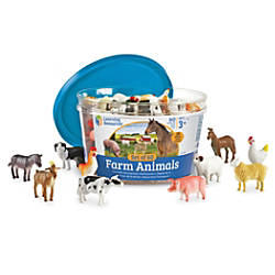 Learning Resources Farm Animal Counters 2