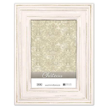 "Timeless Frames® Chateau Frame, 8"" x 10"", Cream"