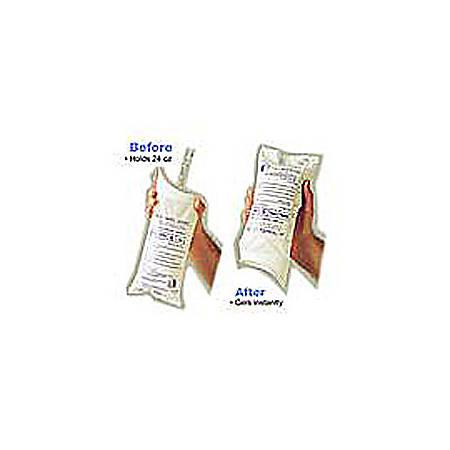 "TravelJohn™ Disposable Urinal, 2"" x 2"" x 5"" Folded, Box Of 18"
