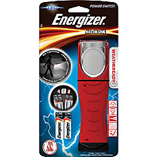 Energizer All in one Flashlight Red