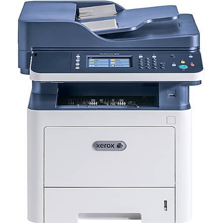 Xerox WorkCentre 3335/DNI Monochrome Laser All-In-One Printer, Copier, Scanner, Fax