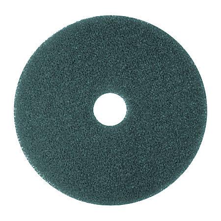 "Niagara™ 5300N Floor Cleaning Pads, 14"", Blue, Case Of 5"