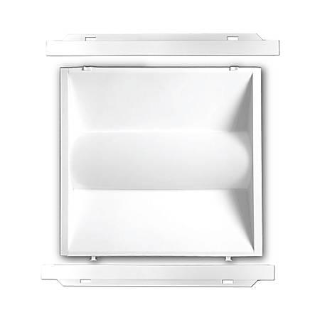 James LED Troffer Magic Retrofit Door Kit 2x2, 36 Watts, 5000K, 5000 Lumens, 120-277V