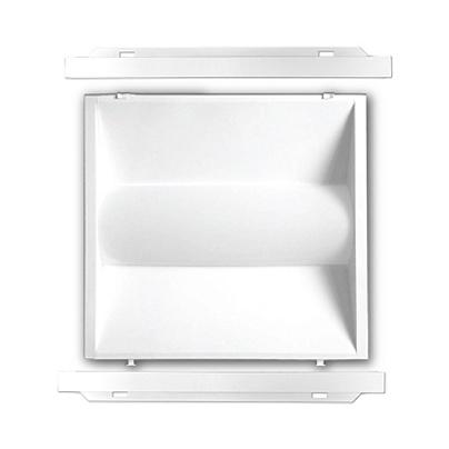James LED Troffer Magic Retrofit Door Kit 2x2, 36 Watts, 5000K, 5000  Lumens, 120-277V Item # 9961693