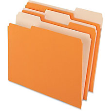 Pendaflex 2 Tone Color Folders 13