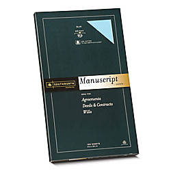 Southworth 75percent Recycled 25percent Cotton Manuscript