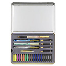 Staedtler 5 Nib Calligraphy Set Assorted