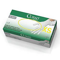 CURAD 3G Powder Free Synthetic Vinyl
