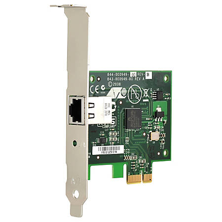 Allied Telesis AT-2912T Gigabit Ethernet Card