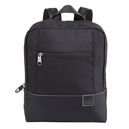 Lewis N. Clark Secura Classic Anti-Theft Laptop Backpack, Black