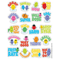 Eureka Scented Stickers 1 Jelly Beans