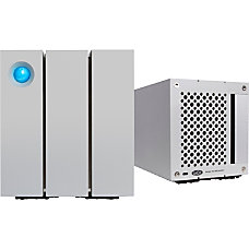 LaCie 2big 8 TB Hard Drive