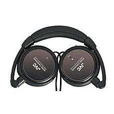 JVC HA NC80 Noise Canceling Headphone