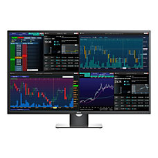 Dell P4317Q 43 Edge LED LCD