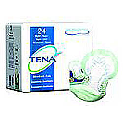 TENA Bladder Control Pads Night Super