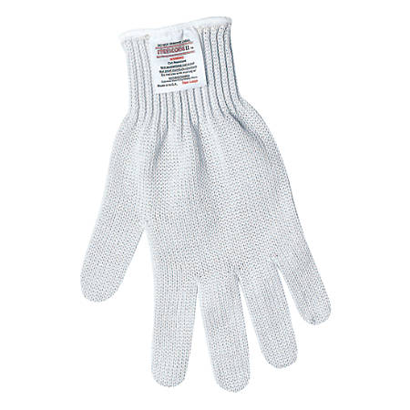 Memphis Glove Stainless-Steel String Gloves, Large