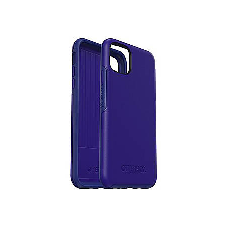 OtterBox iPhone 11 Pro Max Symmetry Series Case - For Apple iPhone 11 Pro Max Smartphone - Sapphire Secret Blue - Drop Resistant - Synthetic Rubber, Polycarbonate