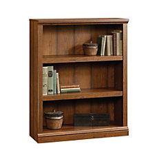 Sauder Select Bookcase 3 Shelf Washington