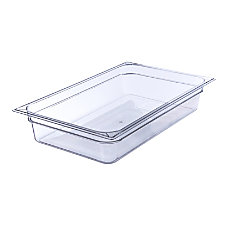 StorPlus Full Size Plastic Food Pans