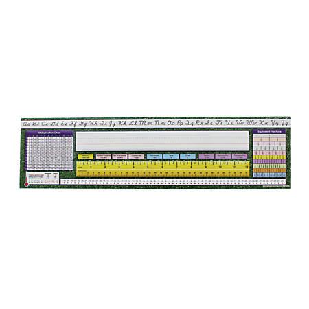 "North Star Teacher Resources Intermediate Desk Plates, 19"" x 5"", Modern Cursive, Pre-K -Grade 8, 36 Plates Per Pack, Set Of 3 Packs"