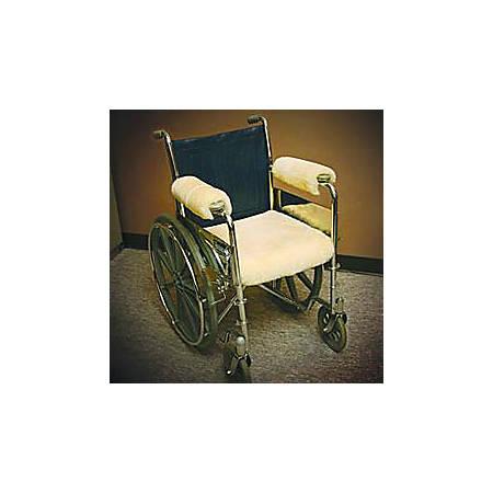 "Sofsheep™ 100% Genuine Medical Sheepskin Seat Pad, 18"" x 16"""