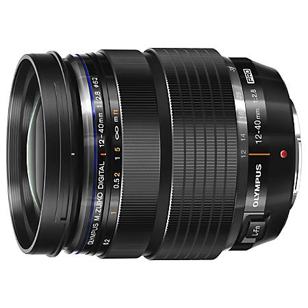 Olympus M.ZUIKO DIGITAL - 12 mm to 40 mm - f/2.8 - Zoom Lens for Micro Four Thirds