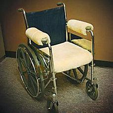Sofsheep 100percent Genuine Medical Sheepskin Wheelchair