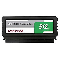 Transcend 512MB Flash Module