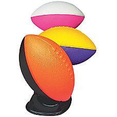 Poof Products Foam Pro Mini Footballs